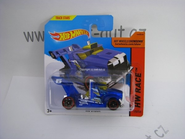 Hot Wheels 2014 Rig Storm HW RACE 5785 175/250